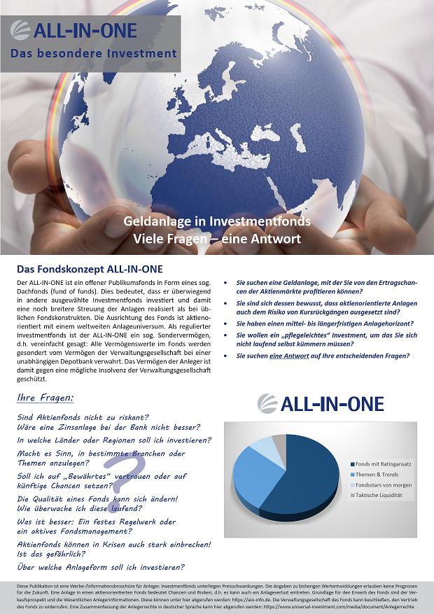 All-IN-ONE Infobroschüre